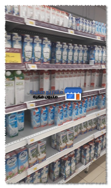 كم دخل السوبر ماركت اليومي في مصر